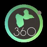 Visite virtuelle en 360° de la Plage des Amandiers (Sainte-Rose - Guadeloupe)