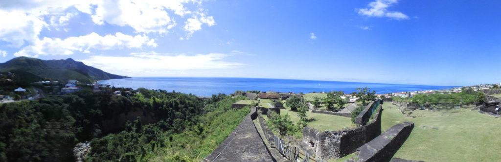 Visite virtuelle en 360° de Fort Delgrès ( Basse – Terre, Guadeloupe )