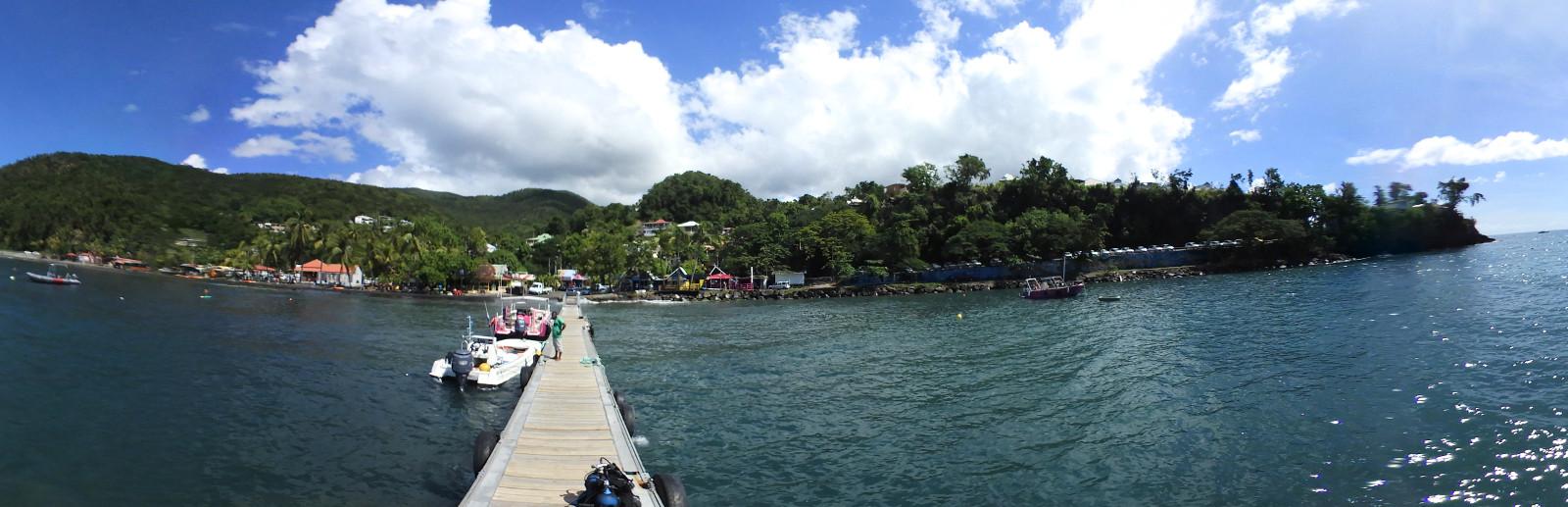 visite 360 malendure Guadeloupe
